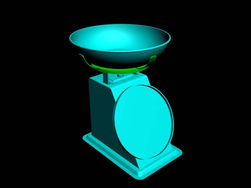 AutoCAD圆角v圆角-CAD三维图--秤[51绘制网园ios+自学机械高效图片