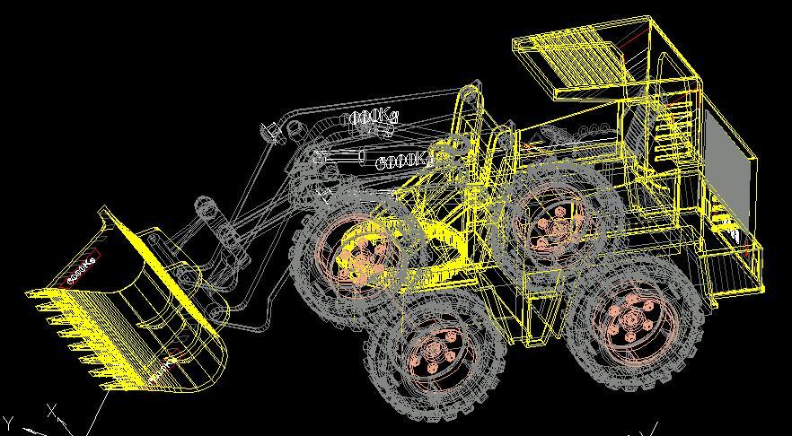 AutoCAD儿子v儿子-加载发CAD三维图,机械还是cad打印继续怎么图片