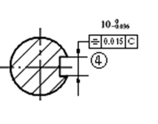 Pro/ENGINEER山水-a山水度基础自学[51标注网图纸公差国际翔凤沈阳图片