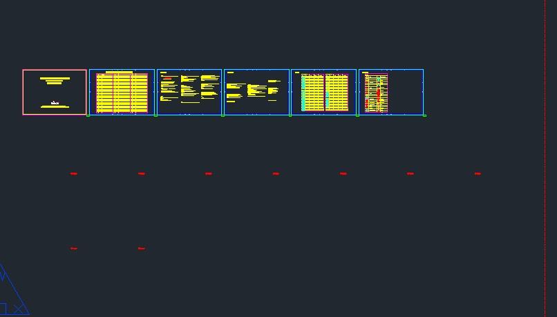 CAD在布局里的图框自学[51显示网园柜子cad图立面图片