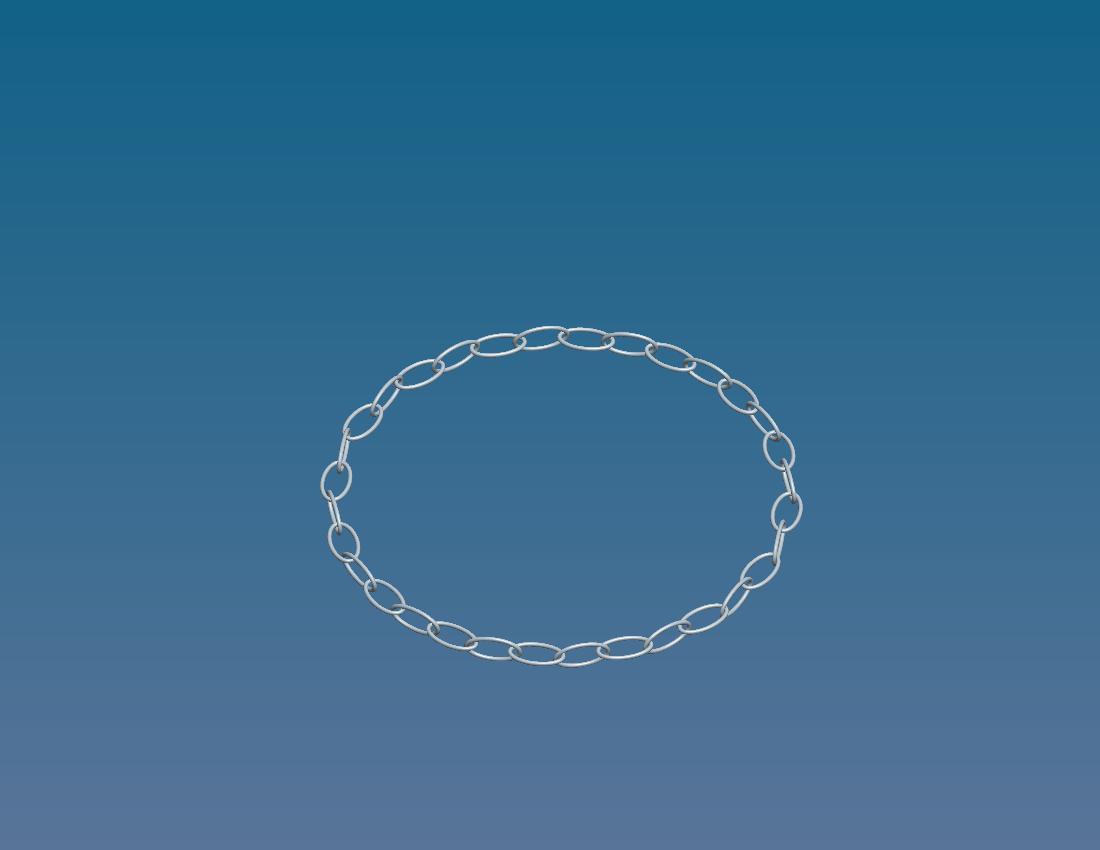 [推荐]铁链条,学习作品上传[51自学网园地]