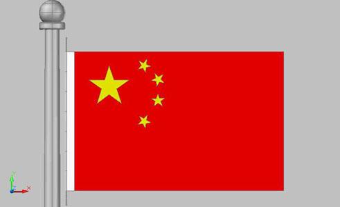 中国国旗代表作还有动物简笔画