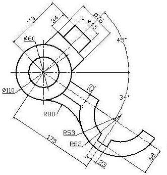 我锻造园地的CAD用于图纸[51自学网教学]wow稀有图纸练习图片