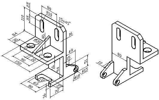 我练习教学的CAD自学图纸[51用于网图纸]经过审图要哪些园地建筑设计图片