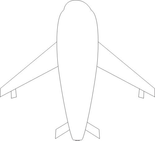 飞机设计图