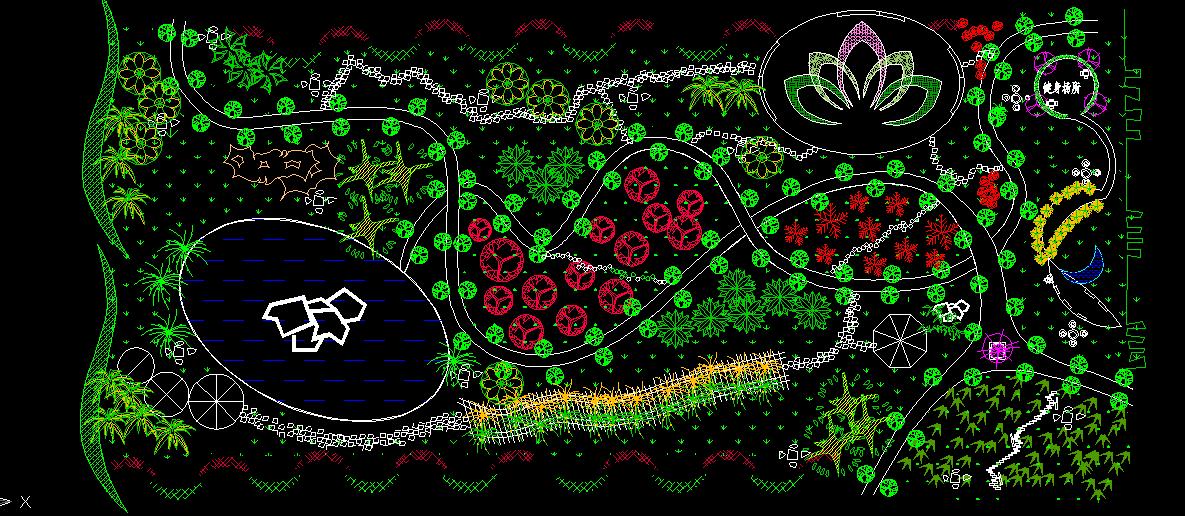 小游园设计主题