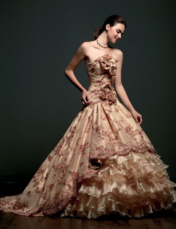 经典的礼服设计欣赏