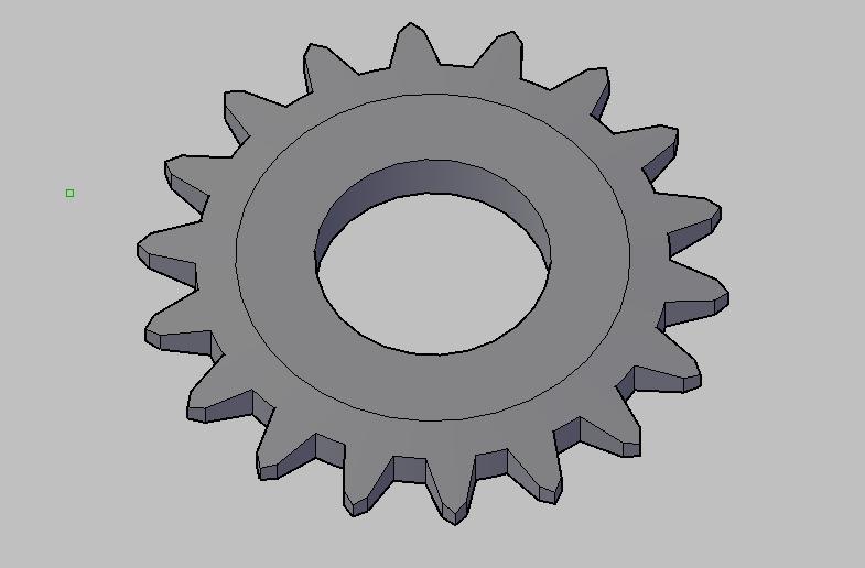 齿轮png图片素材