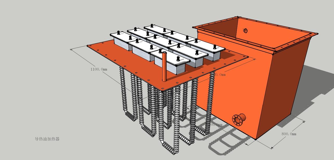 sketchup 机械设计