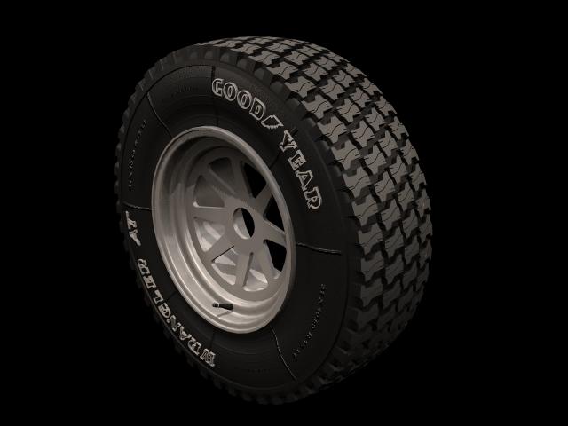 建筑与室内设计师--[区版:zyok888] 3ds max → 轮胎材质问题   此