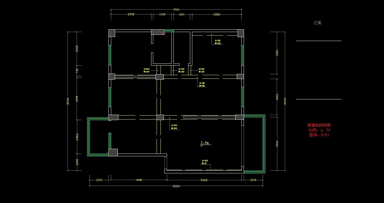 学完CAD练习的第一套图[51自学网工资]cad3d园地图片