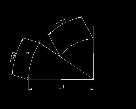 知道半径就可以求周长(周长=直径*π),因为周长就是该圆360度时的弧长