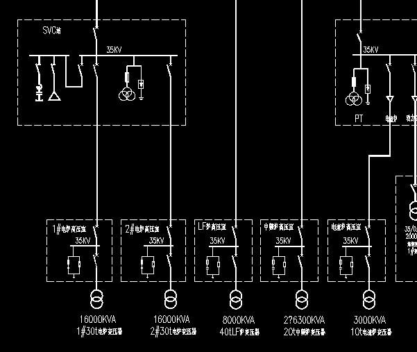 自学电路施工图纸