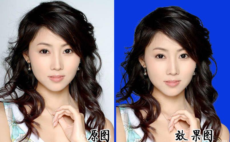 平面设计师--[区版:samohu] photoshop → 扣头发练习   此主题相关