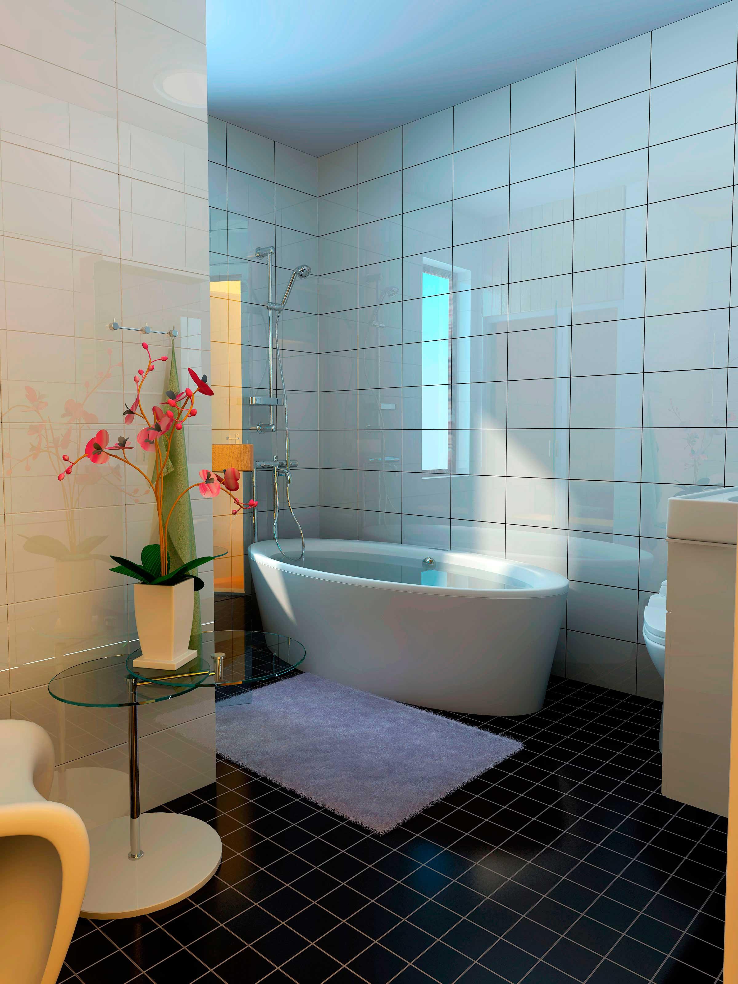 zyok888] 室内外设计作品展示区 → 小小的卫生间   此主题相关图片如