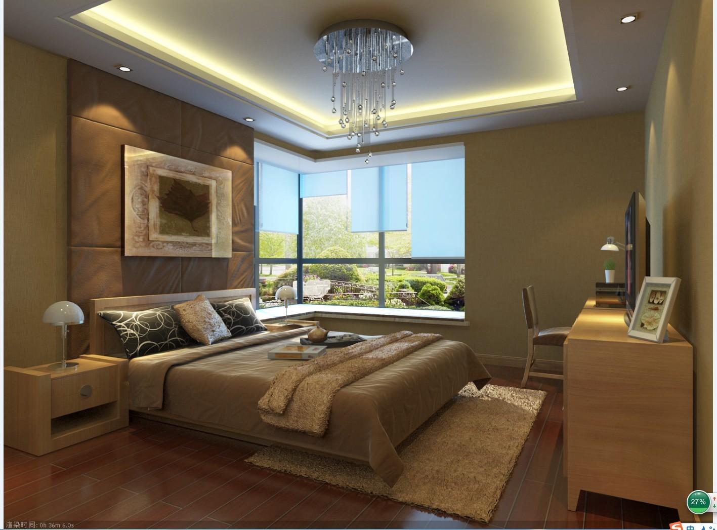 建筑与室内设计师--[区版:zyok888] 3ds max → ps过后 水晶灯 太丑