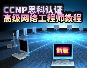 CCNP高级网络工程师教程