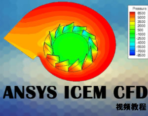 ANSYS ICEM CFD视频教程