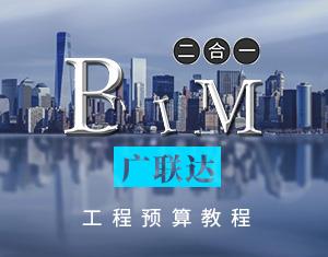 广联达BIM工程预算教程(二合一)
