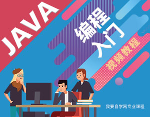Java编程入门视频教程