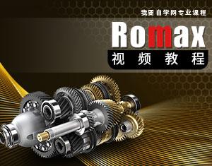 Romax视频教程