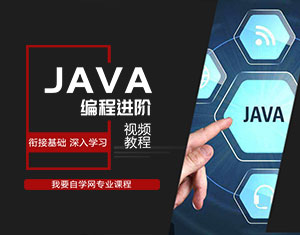 Java编程进阶视频教程