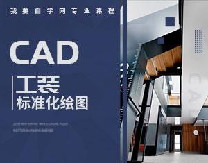 CAD工装标准化绘图教程
