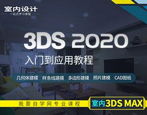 3DS 2020入门到应用教程