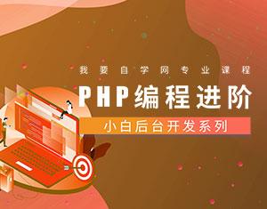 PHP编程进阶教程