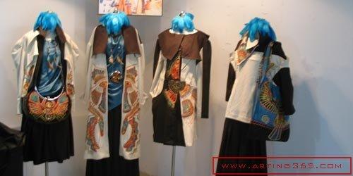 国美张江校区服装系2010届本科毕业作品展-我要自学网