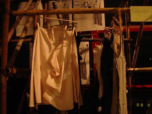 花样-中国新锐服装设计师展-我要自学网
