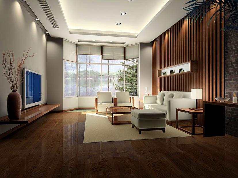 超时尚的家装效果图  - 理睬 - .