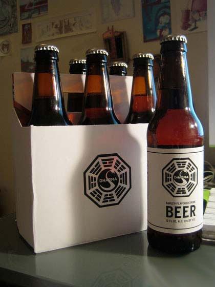国外酒瓶包装设计欣赏-我要自学网