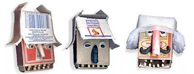 生命也有表情做表情的箱子包装设计-趣味自低调包想我我要也图片