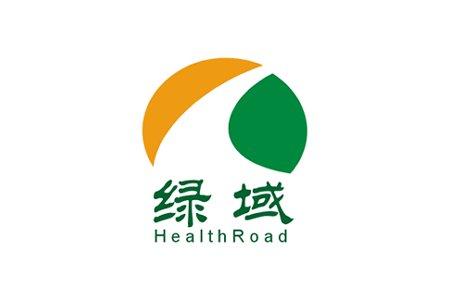 广州绿域医药食品技术开发有限公司企业标志设计   所属行业:药品图片